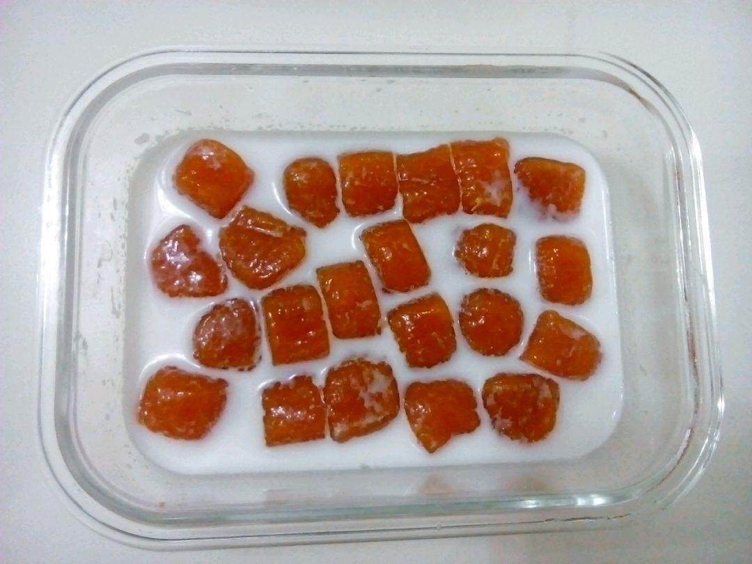 椰汁南瓜芋圆的做法图解10