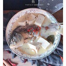 鲤鱼炖豆腐#柏翠辅食节-营养佐餐#