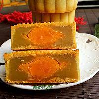 广式-白莲蓉蛋黄月饼的做法图解17