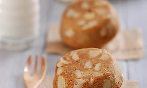 红糖杏仁蛋糕的做法