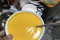 南瓜牛奶羹的做法
