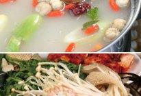 海鲜火锅底料做法的做法