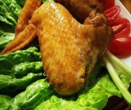 卤水鸡全翅的做法