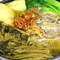 高考再即,营养餐就试试这道土豆脊骨汤吧!