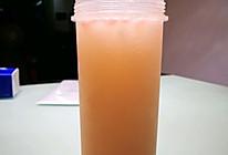 粉嫩水之西柚乳酸汽水的做法