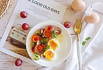 美味鸡蛋果蔬沙拉的做法