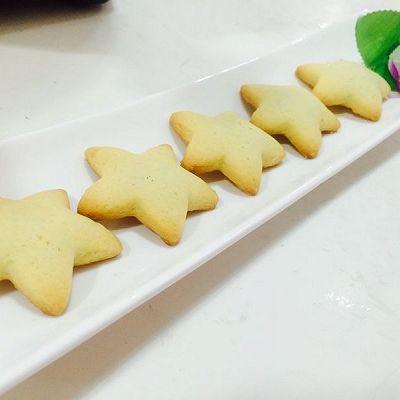 超级简单的小饼干