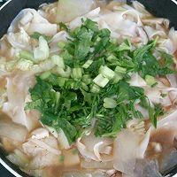 减肥美味餐-冬瓜香菇鸡胸肉虾皮面汤的做法图解9