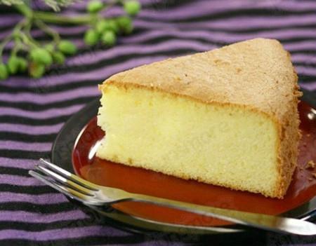 苹果戚风蛋糕