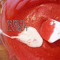 红天鹅绒纸杯蛋糕/红丝绒蛋糕的做法图解7