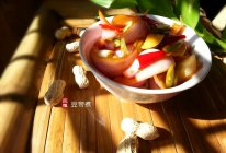 #菁选酱油试用之扒葱的做法
