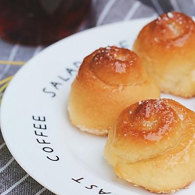 蜂蜜椰蓉小面包