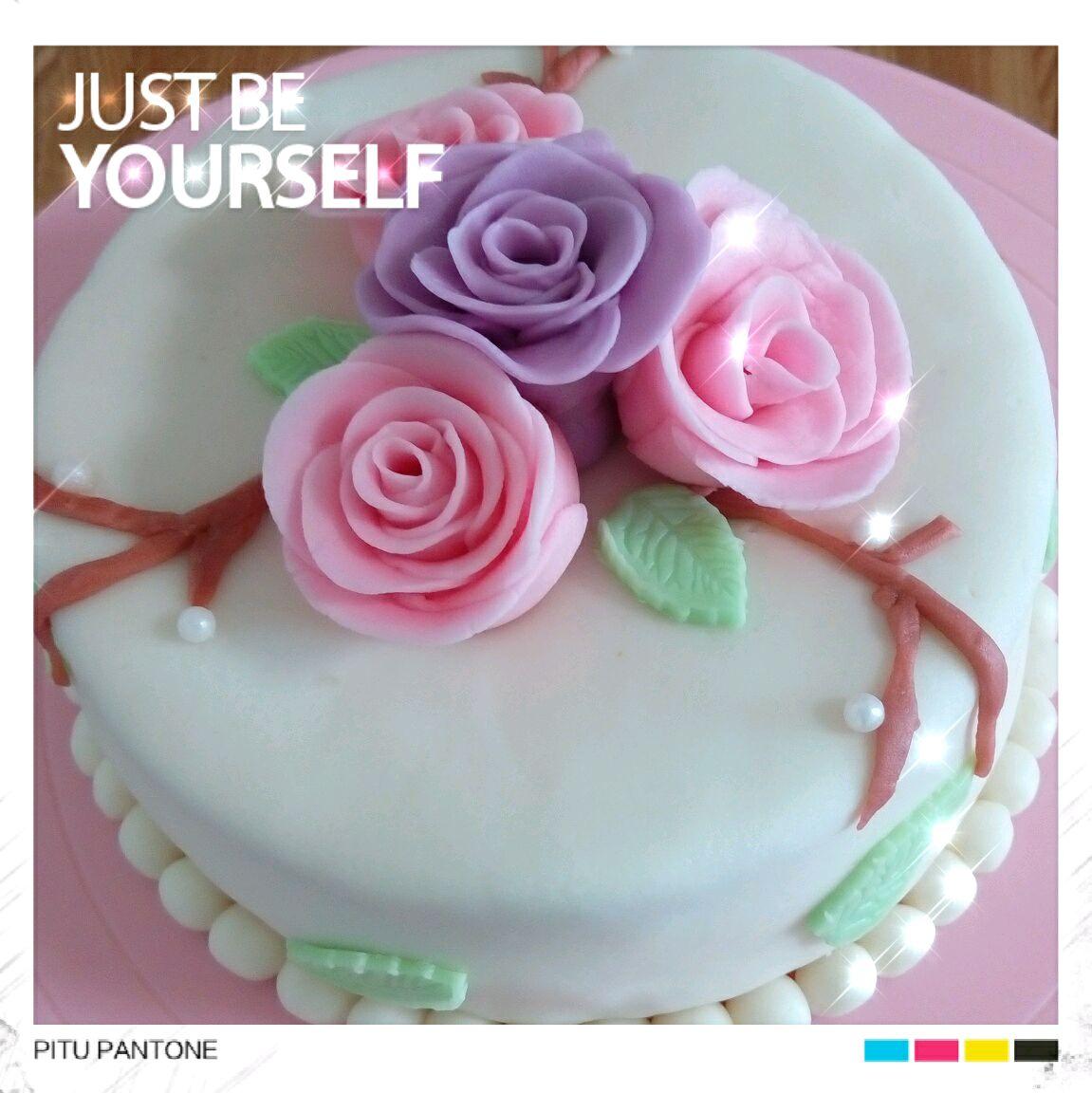 翻糖蛋糕的做法步骤