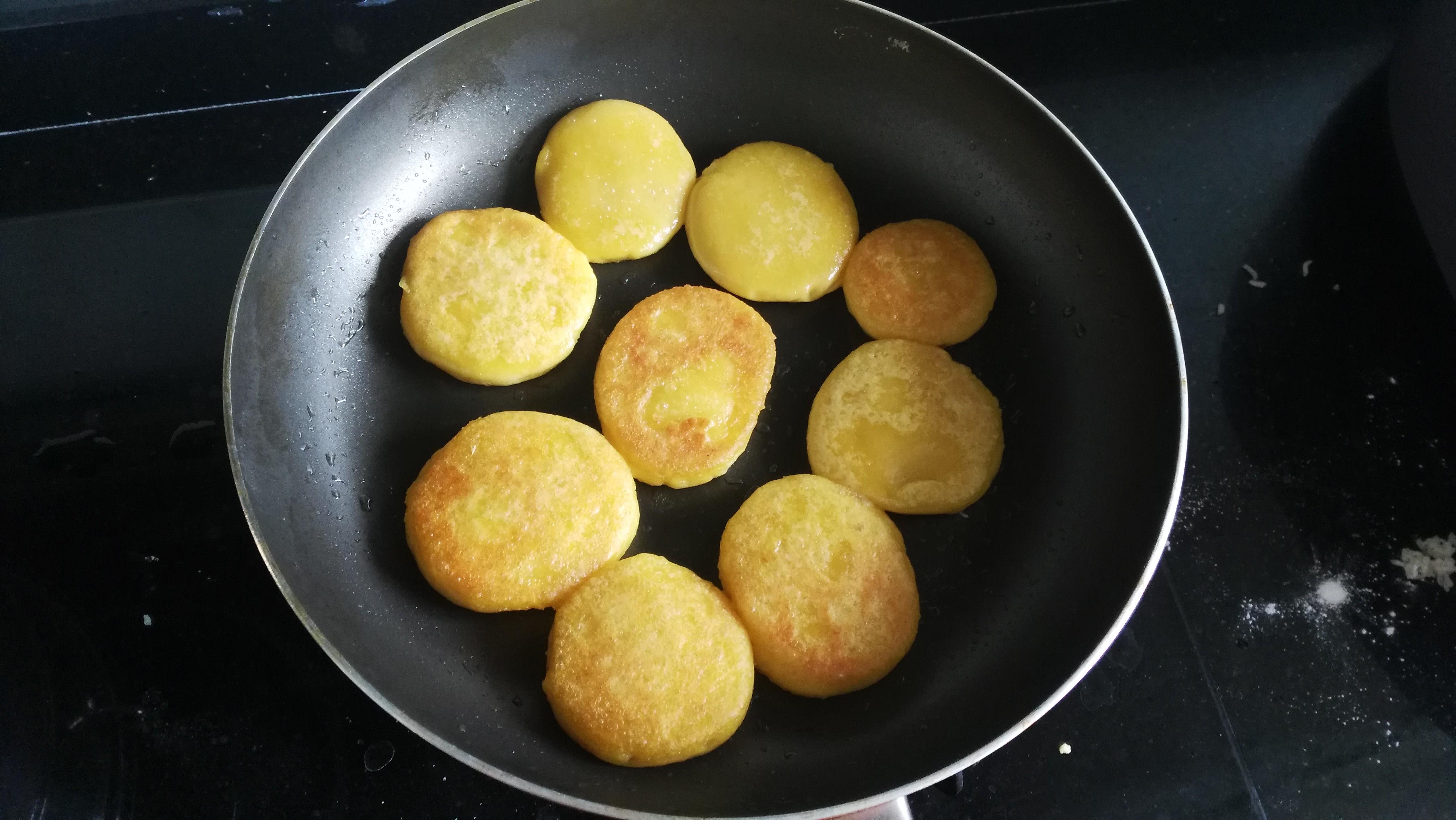 南瓜饼的做法步骤