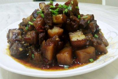 土豆红烧肉(黑暗料理类,模仿请慎)