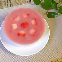草莓慕斯蛋糕的做法图解8