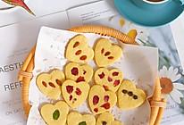 自然系曲奇饼干的做法