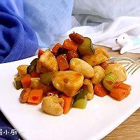 宫保鸡丁#每道菜都是一台时光机#的做法图解24