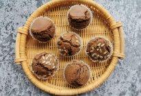 巧克力麦芬蛋糕的做法
