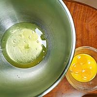 简单版裸蛋糕卷(小四卷)美味早餐/婴儿零食的做法图解3
