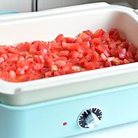 番茄金针菇肥牛汤的做法图解5