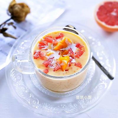 夏日美味甜品——杨枝甘露