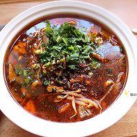 """#美食说出""""新年好""""#水煮肉片的做法图解9"""