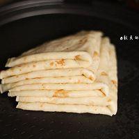 利仁电饼铛试用之煎饼