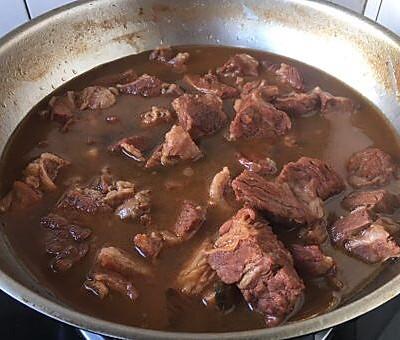 大白菜炖牛肉(附炖牛肉方法)的做法 步骤12