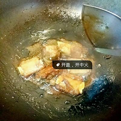 无油版糖醋排骨的做法 步骤5