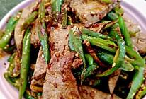 快手菜之麻辣炒猪肝的做法
