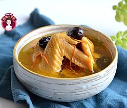 #豆果10周年生日快乐# 红枣虫草花鸡汤的做法