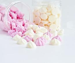 酸奶溶豆#柏翠辅食节-烘焙零食#的做法