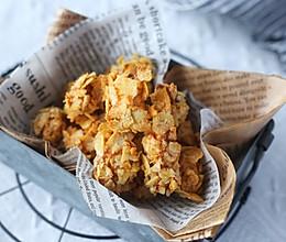 低卡薯片鸡米花的做法