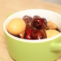迷迭香美食| 红枣栗子鸡蛋红糖水的做法图解6