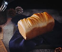 黑芝麻手撕面包#助力高考营养餐#的做法