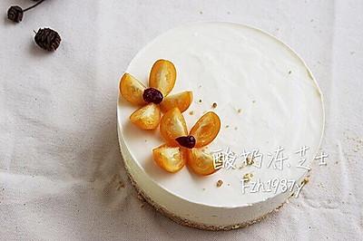 酸奶慕斯蛋糕~不用烤箱的夏日小清新甜点