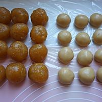 广式凤梨月饼(详细皮馅做法)#手作月饼#的做法图解13