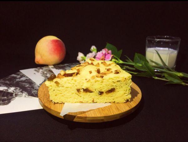 #年味十足的中式面点#记忆里的味道|杂粮蒸糕的做法
