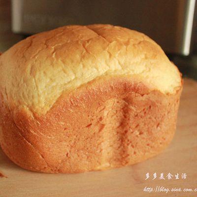 一键面包机版~~酸奶面包