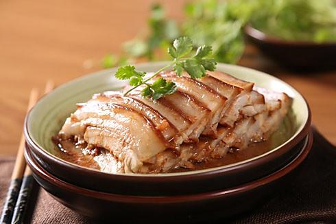 扣酥肉—捷赛年夜饭