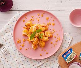 黄油煎大虾的做法