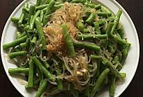 凉拌豇豆粉丝的做法