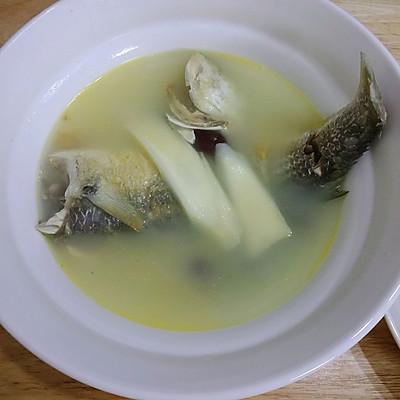 老火滋补鲈鱼汤