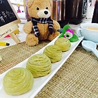#九阳食尚学院#香甜抹茶酥的做法图解15