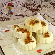 #晒出你的团圆大餐#蜂蜜桂花山药糕