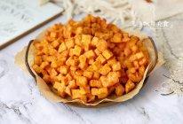 #福气年夜菜#外酥里糯的红薯饼,香甜可口巨好吃!的做法