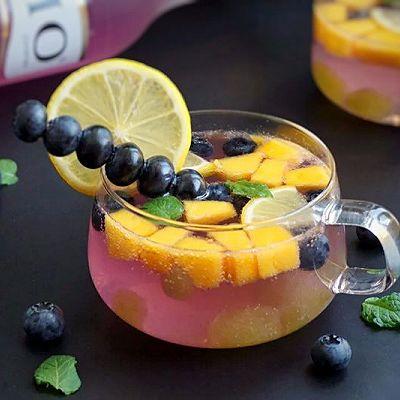 缤纷水果饮