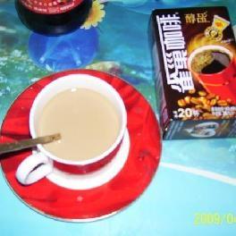 牛奶咖啡/牛奶咖啡