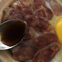 广式腊肠煲仔饭的做法图解14